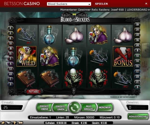 online casino freispiele spielen sie