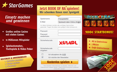 tricks bei stargames book of ra